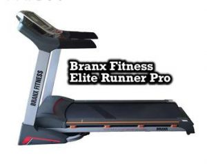 branx fitness foldable 'elite runner pro' soft drop system treadmill - 6.5hp motor 0-22 level auto incline - 'dual shock 10-point absorption system review