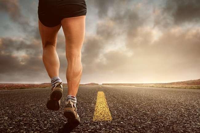 running as sport