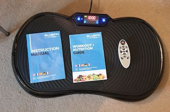 bluefin fitness vibration plate review