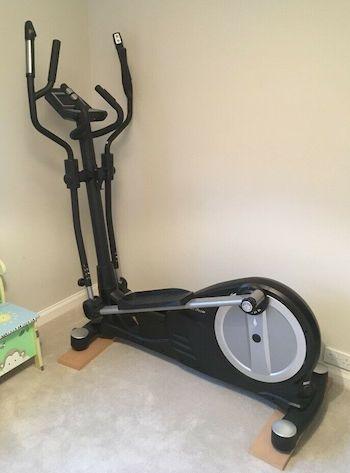 jtx tri-fit elliptical trainer review
