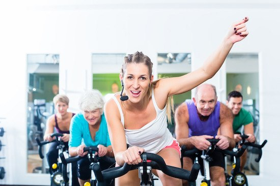 benefits of spin classes