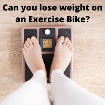 can you lose weight on an exercise bike?