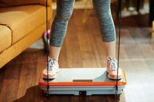 how to lose weight on a vibration plate