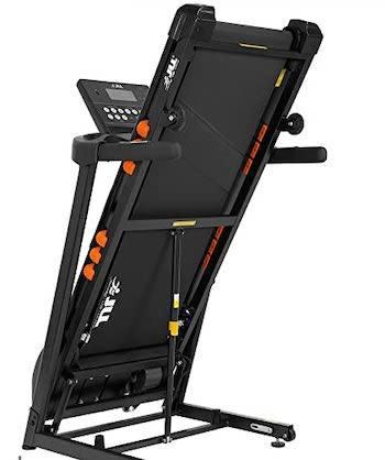 jll t350 folding treadmill review