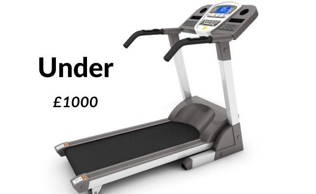 best folding treadmill under £1000 uk