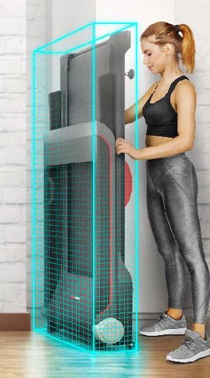 sportstech fx300 ultra slim treadmill review