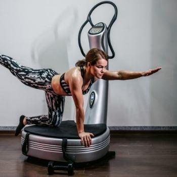 vibration plate exercises