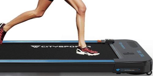 citysports folding treadmill review