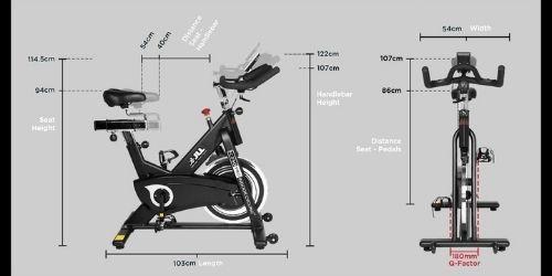 jll ic350 pro measurements